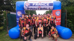 paintball championat de france zone evasion Image